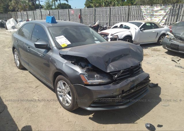 Inventory #122473184 2018 Volkswagen JETTA