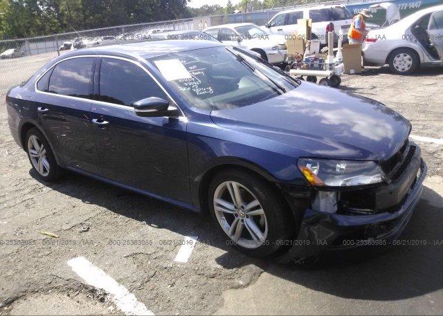Inventory #442810778 2014 Volkswagen PASSAT