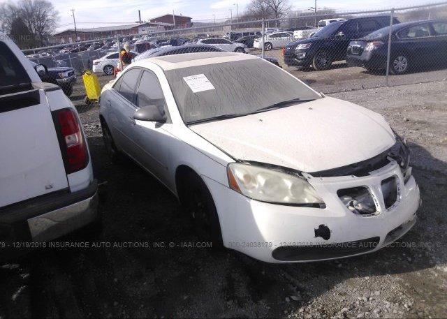 Inventory #784446966 2006 Pontiac G6