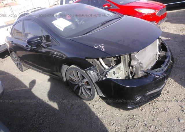 Inventory #340665099 2014 Honda CIVIC