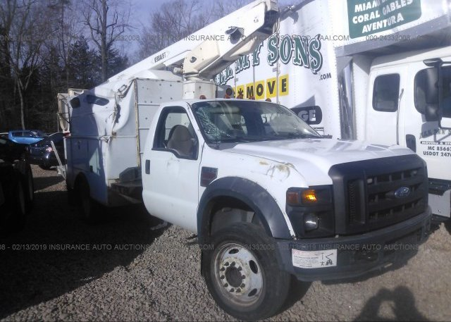 Inventory #707137368 2008 FORD F450