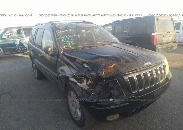 Inventory #796994086 2001 JEEP GRAND CHEROKEE