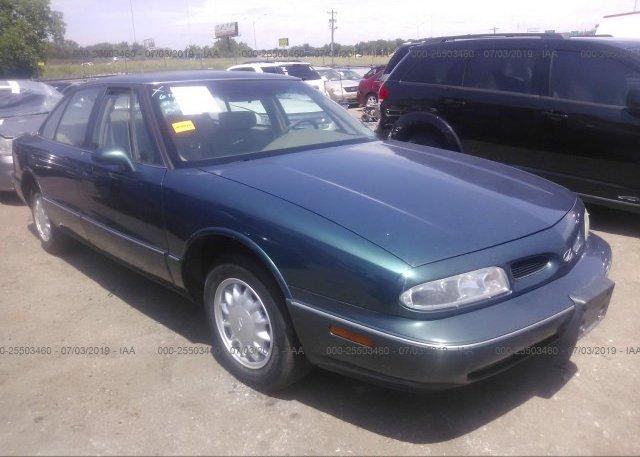 Inventory #496885305 1997 Oldsmobile 88