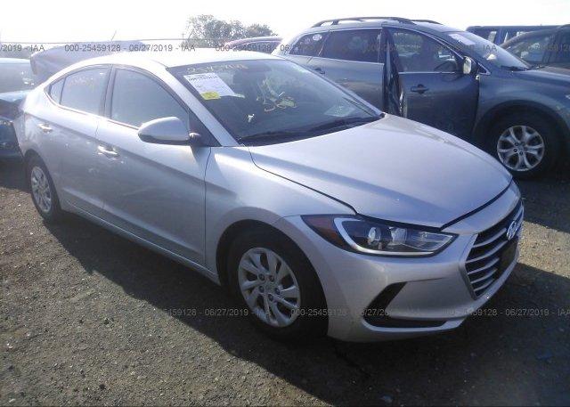 Inventory #708111484 2017 Hyundai ELANTRA
