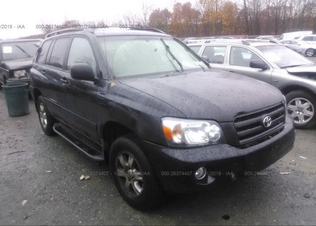 Inventory #596364671 2004 Toyota HIGHLANDER