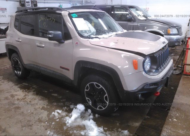 Inventory #649728407 2016 JEEP RENEGADE