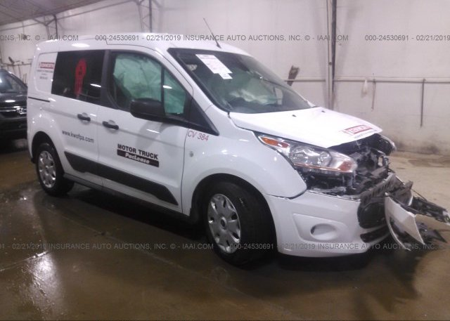 Inventory #800665020 2018 FORD TRANSIT CONNECT