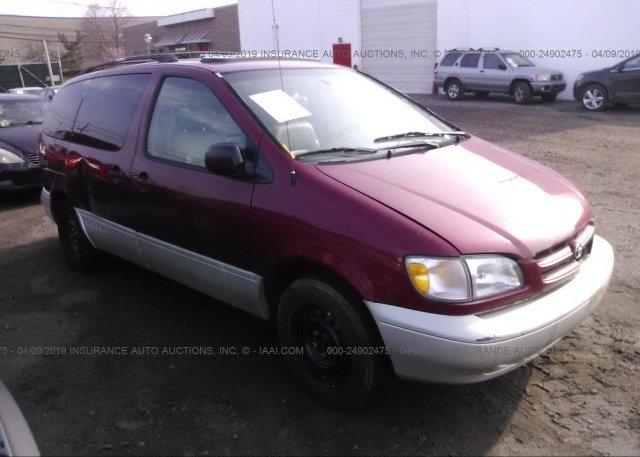 Inventory #806150881 1999 Toyota SIENNA
