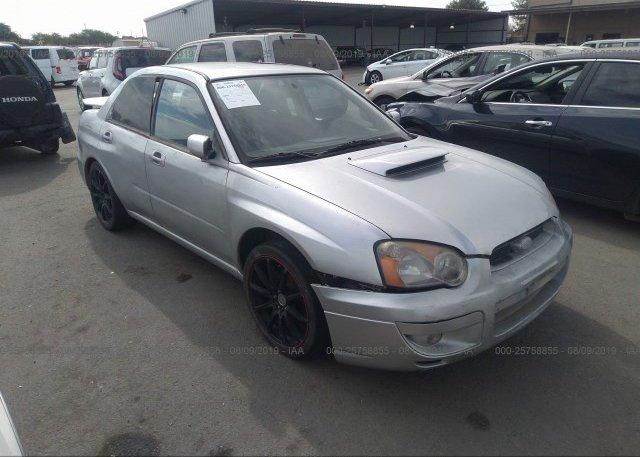 Inventory #369449654 2004 Subaru IMPREZA