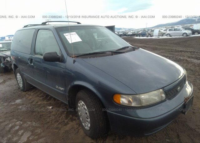 Inventory #657636795 1998 NISSAN QUEST
