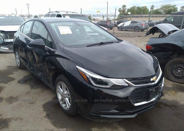 Inventory #978682814 2018 Chevrolet CRUZE