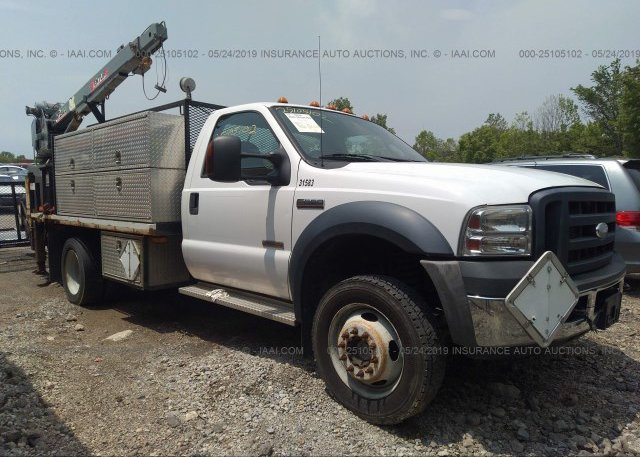 Inventory #676627783 2006 FORD F550
