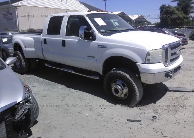 Inventory #601557900 2006 FORD F350