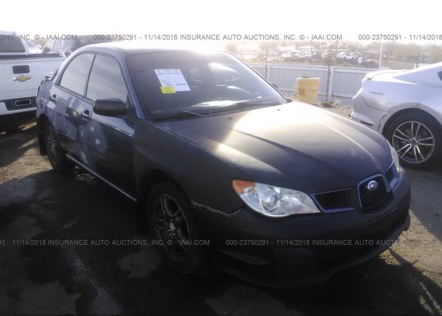 Inventory #277928266 2007 Subaru IMPREZA