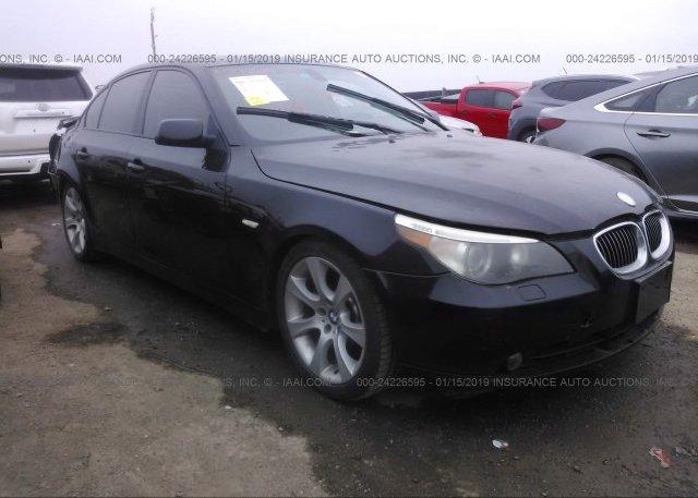 Inventory #573196235 2005 BMW 545