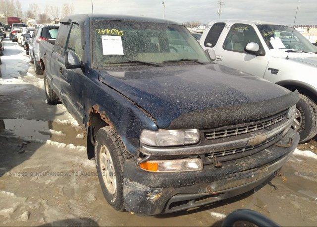 Inventory #829615878 2001 Chevrolet SILVERADO