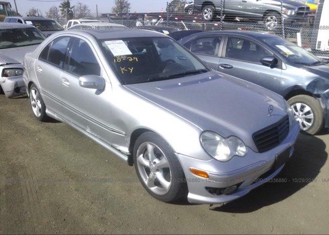 Inventory #413739782 2005 Mercedes-benz C