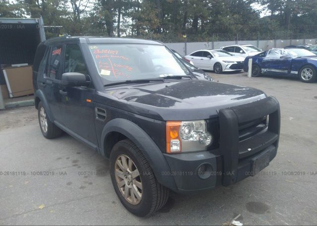Inventory #811636589 2005 LAND ROVER LR3