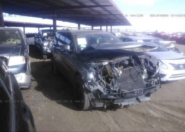 Inventory #737128658 2011 Dodge DURANGO