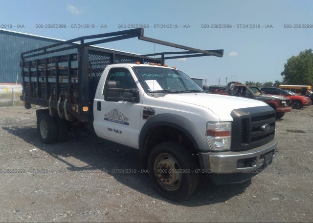 Inventory #175533709 2009 FORD F450