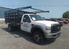 2009 FORD F450