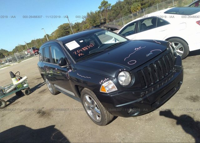 Inventory #664098324 2007 JEEP COMPASS