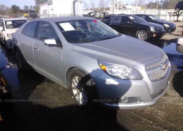 Inventory #656712562 2013 Chevrolet MALIBU