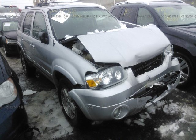 Inventory #906600168 2005 FORD ESCAPE