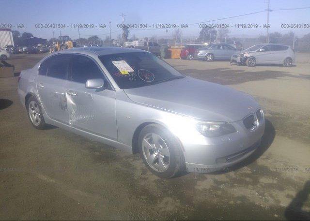 Inventory #191584467 2008 BMW 528