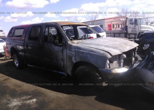 Inventory #928000022 2003 FORD F250