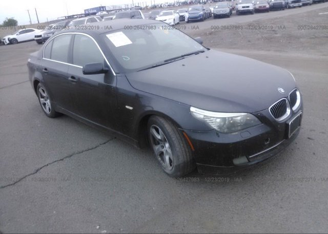 Inventory #320962450 2008 BMW 535