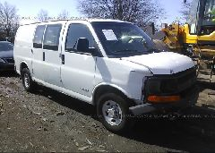 2004 Chevrolet EXPRESS G2500
