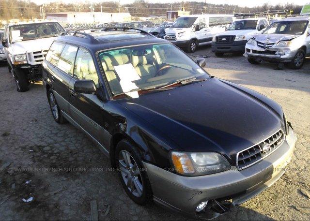 Inventory #325046340 2003 Subaru LEGACY
