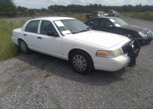 Inventory #979910581 2010 FORD CROWN VICTORIA
