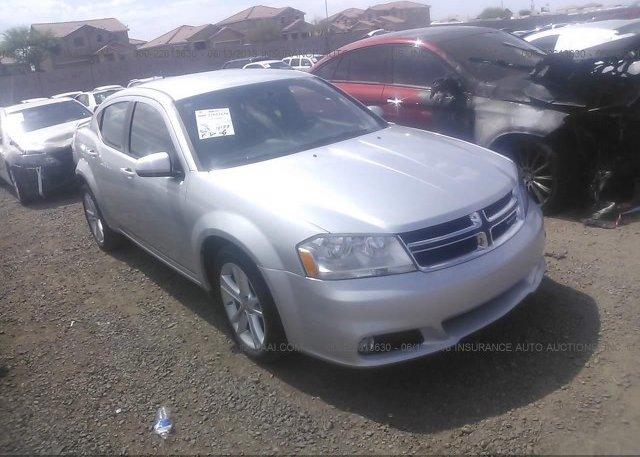 Inventory #541478243 2011 Dodge AVENGER