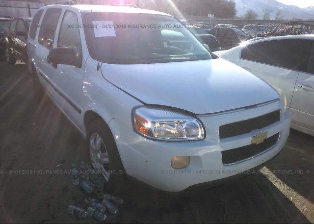Inventory #146582557 2007 Chevrolet UPLANDER