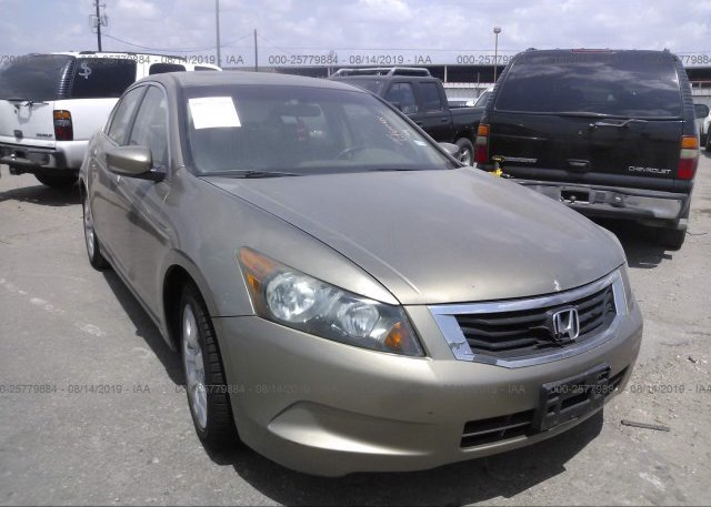 Inventory #335634728 2009 Honda ACCORD