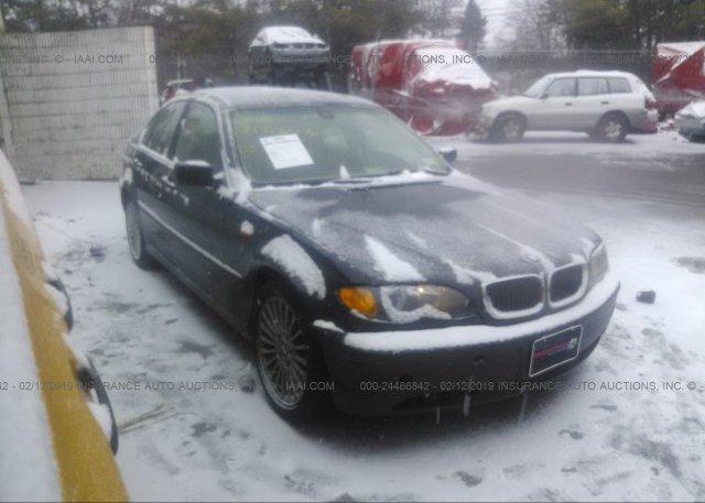 Inventory #924666112 2003 BMW 330