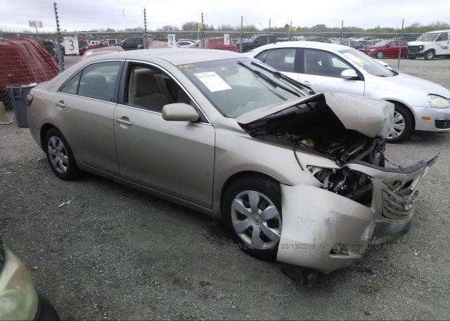 Inventory #211469765 2007 Toyota CAMRY NEW GENERAT