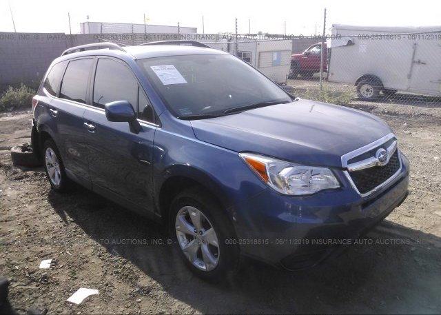 Inventory #110115948 2014 Subaru FORESTER