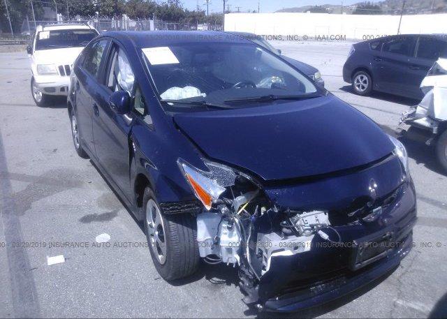 Inventory #331823261 2014 Toyota PRIUS