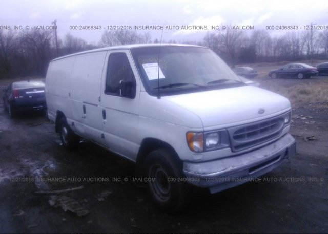 Inventory #190220781 2002 FORD ECONOLINE