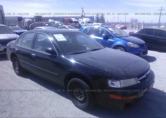 Inventory #780446022 1999 Nissan MAXIMA
