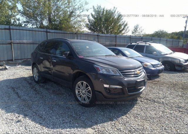 Inventory #550651076 2015 Chevrolet TRAVERSE