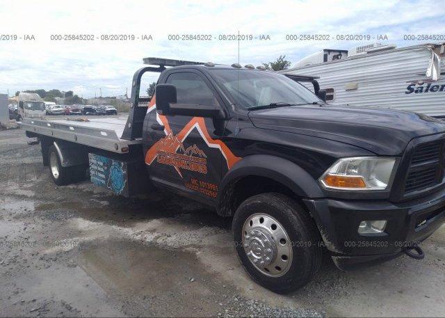 Dodge Ram 5500 >> 3c7wdndl2cg137833 Salvage Dodge Ram 5500 At Fletcher Nc On