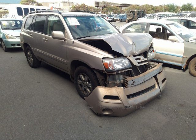 Inventory #407805199 2004 Toyota HIGHLANDER