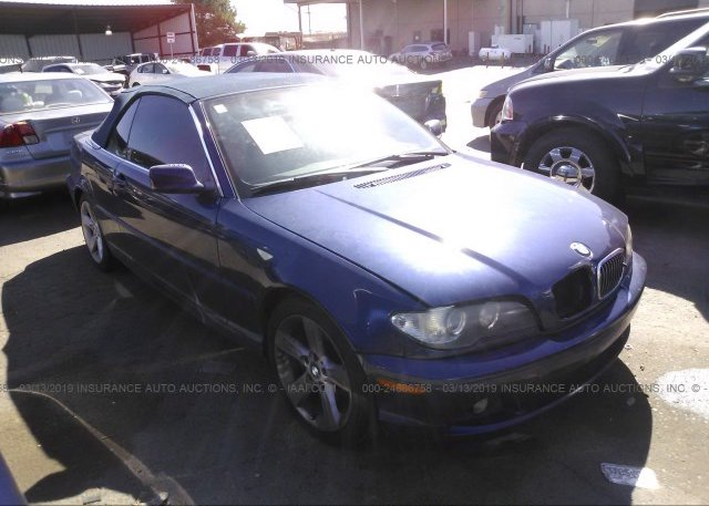 Inventory #380419821 2004 BMW 325