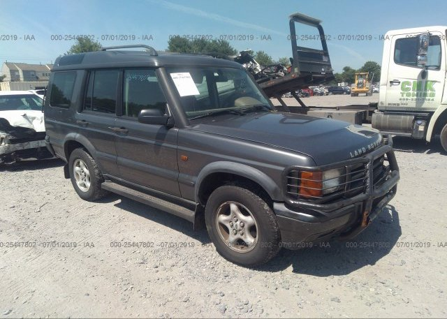 Inventory #531498020 2001 Land Rover DISCOVERY II