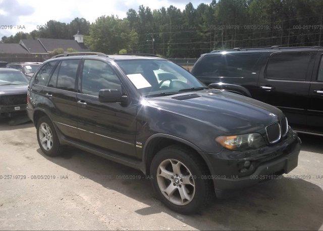Inventory #159483236 2006 BMW X5