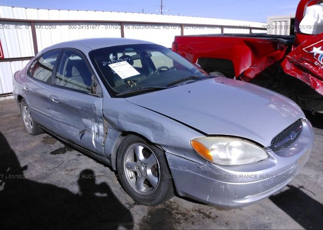 Inventory #744469597 2003 FORD TAURUS